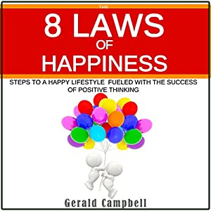 The 8 Laws of Happiness Audiobook