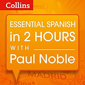 Essential Spanish in Two Hours Speech