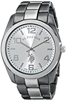 U.S. Polo Assn. Classic Men's USC80290 Two-Tone Bracelet Watch