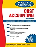 img - for Schaum's Outline of Cost Accounting, 3rd, Including 185 Solved Problems by James Cashin (1994-01-22) book / textbook / text book