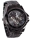 #9: Shree Analogue Black Dial Mens Watch-Ppr_15223-503