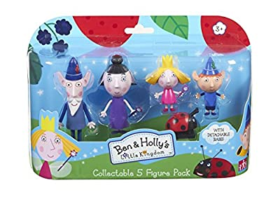 Ben and Holly 5-Figure Pack