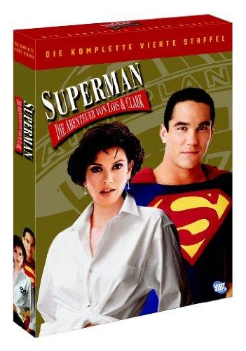Superman: Die Abenteuer von Lois & Clark - Staffel 4 [6 DVDs]
