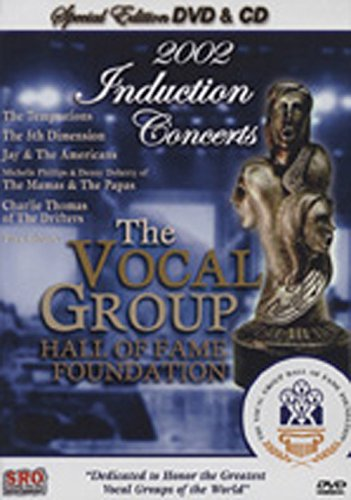 Vol.2, Vocal Group Hall Of Fame 2002 plus CD