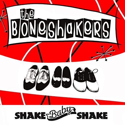 Vinilo : BONESHAKERS - Shake Baby Shake