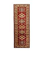 RugSense Alfombra Kazak Special Rojo/Multicolor 250 x 80 cm