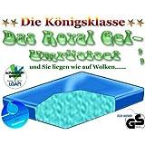 Royal Gel - Umrüstset UNO / MONO Gelmatratze 100 x 220 Wasserkern