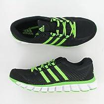 New Adidas Liquid Ride Black/Green Mens 8.5