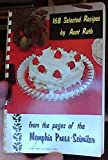 img - for 168 Selected Recipes from Aunt Ruth: From the Pages of the Memphis Press-Scimitar book / textbook / text book
