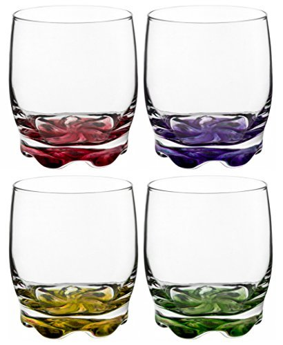 vibrant-splash-water-beverage-glasses-975-ounce-set-of-4-by-red-co