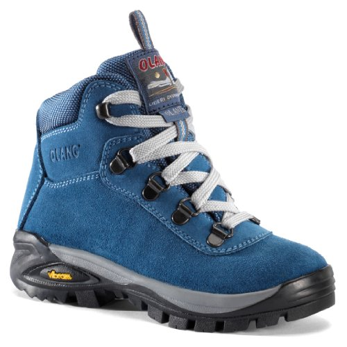 Olang Asiago Kid Tex Boys Trekking & Hiking Boot Royal Blue