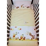 Disney Winnie the Pooh Ready Set Fly Bedding Set for Cotbed