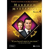 Murdoch Mysteries: Season 4by Yannick Bisson