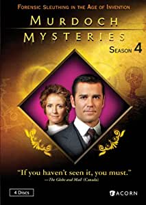 MURDOCH MYSTERIES, SEASON FOUR