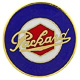 Packard Logo Pin 1""