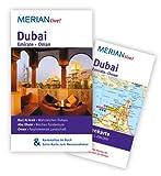 Dubai Emirate Oman: MERIAN live! - Mit Kartenatlas im Buch und Extra-Karte zum Herausnehmen