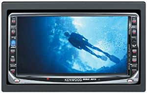 Kenwood DDX-7025 - Double din DVD player