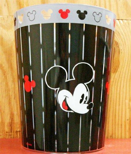 Disney Mickey Mouse Wastebasket Bath Trash Can