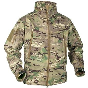 Helikon Gunfighter Soft Shell Jacket Camogrom size S