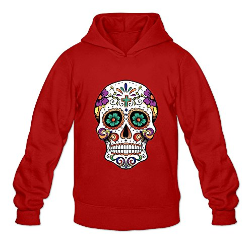 xj-cool-abstract-colorful-skull-mens-comfort-hoodie-red-l