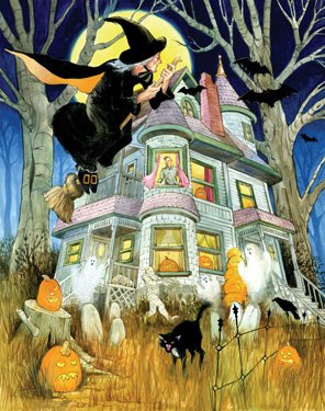 All Hallows Eve Halloween Countdown Calendar (Advent Calendar) - 1