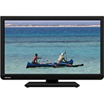 "Toshiba 22D1333 - 22"" D1 Series LED-backlit LCD TV with built-in DVD player - 1080p (FullHD) - edge-lit - black"