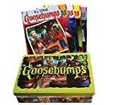 img - for Goosebumps Retro Scream Collection: Limited Edition Tin book / textbook / text book