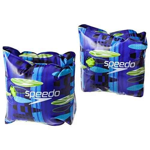 speedo-printed-armbands-level-2-blue-with-surfboards