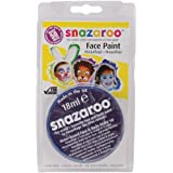 Reeves NOM421263 Snazaroo Face Paint 18ml, Purple