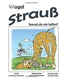 img - for Vogel Strau , kannst du mir helfen? (Skurril-lustige Kinderreime) (German Edition) book / textbook / text book