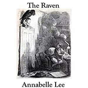 The Raven and Annabelle Lee Audiobook