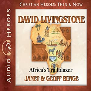 David Livingstone Audiobook