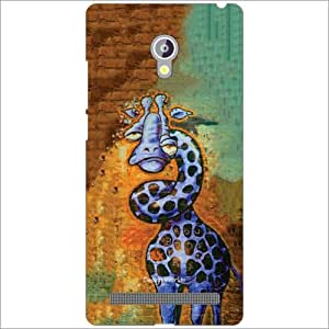 Design Worlds - Asus Zenfone 6 A601CG Designer Back Cover Case - Multicolor...