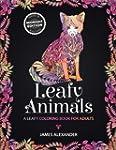 Leafy Animals: Midnight Edition: A Be...