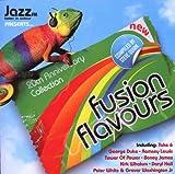 echange, troc Compilation - Jazz Fm Presents : Fusion Flavours