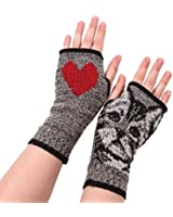 Green 3 Apparel Recycled Kitty Made in USA Hand Warmers (Grey)