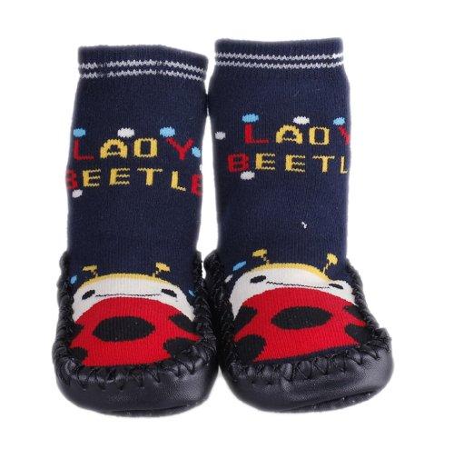 Ladybug Baby Shoes front-642687