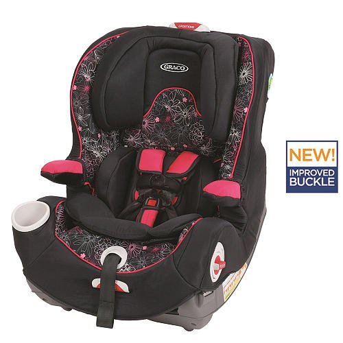 Graco Smart Seat AllinOne Convertible Car Seat Jemma
