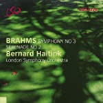 Brahms: Symphony No.3 and Serenade No.2