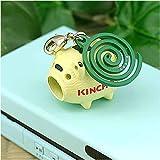 KINCHOの夏☆日本の夏 金鳥の渦巻きプチマスコット(蚊取り豚)KNCHPM0352
