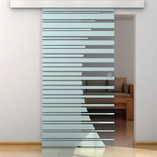 Cheap Price Home Deluxe Glass Sliding Internal Door Interior Doors