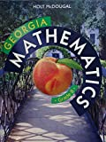 Holt McDougal Mathematics Georgia: Common Core GPS Student Edition Grade 8 2014