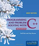 img - for Programming And Problem Solving With C++: Brief book / textbook / text book