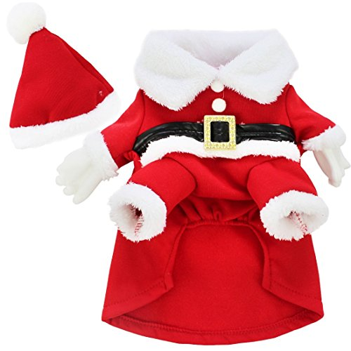 feeshow-dog-cat-christmas-santa-claus-costume-pet-fancy-dress-coats-jacket-apparel-outfits-red-mediu
