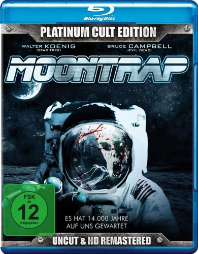 Moontrap - 2-Disc-Edition (Platinum Cult Edition) [Blu-ray]
