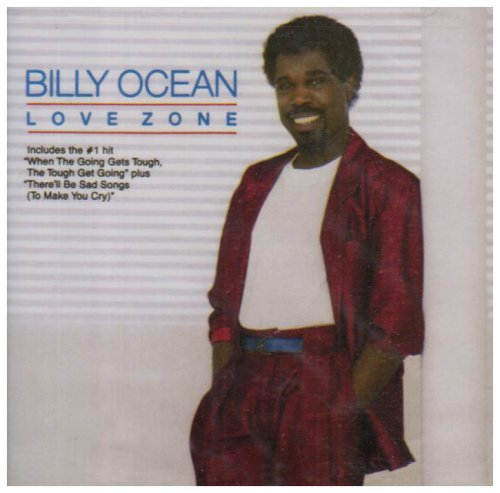 Billy Ocean - Love zone (LP) - Zortam Music