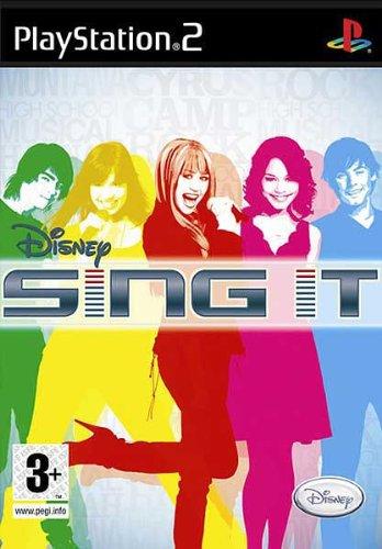 Atari Disney Sing It: High School Musical 3 Senior Year (PS2)
