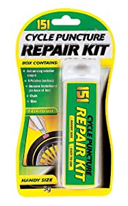 151 Carpride 151 Puncture Repair Kit