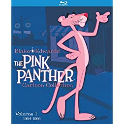 The Pink Panther Cartoon Collection - Vol. 1 [Blu-ray]