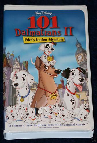 Amazoncom: 101 Dalmatians II: Patchs London Adventure